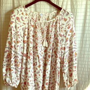 Old navy xl blouse.